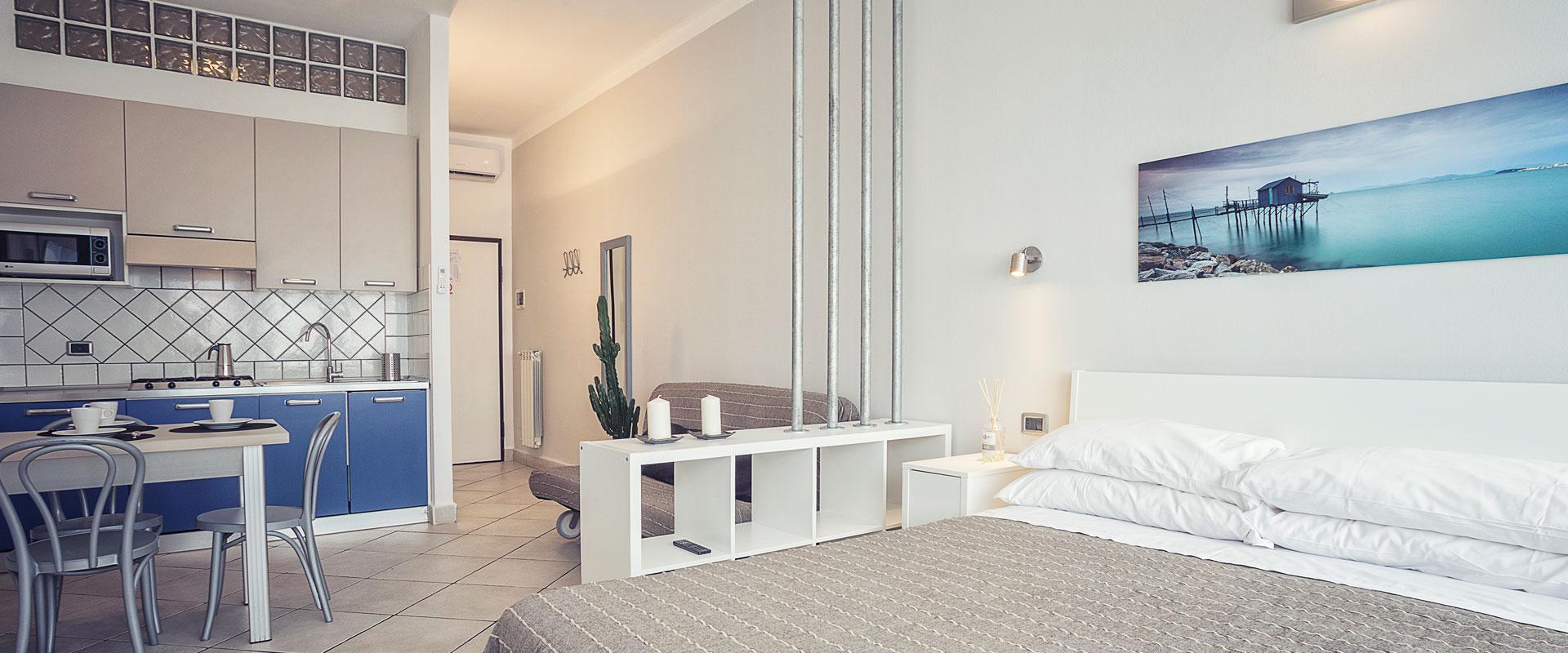 Appartamenti monolocale Piombino