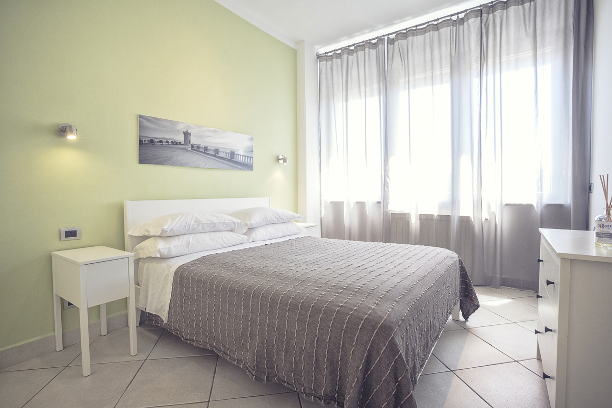 Two room apartment Piombino